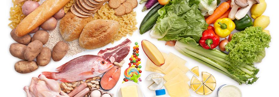 правильное питание в граммах