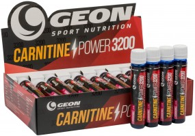 Carnitine Power 3200 L-Карнитин, Carnitine Power 3200 - Carnitine Power 3200 L-Карнитин