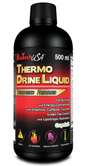 Thermo Drine liquid Термогеники, Thermo Drine liquid - Thermo Drine liquid Термогеники