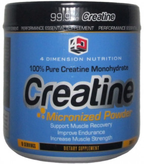 Creatine Micronized Powder Моногидрат креатина, Creatine Micronized Powder - Creatine Micronized Powder Моногидрат креатина