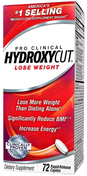 Hydroxycut MAX Термогеники, Hydroxycut Pro Clinical - Hydroxycut MAX Термогеники