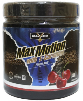 Max Motion with L-Carnitine L-Карнитин, Max Motion with L-Carnitine - Max Motion with L-Carnitine L-Карнитин