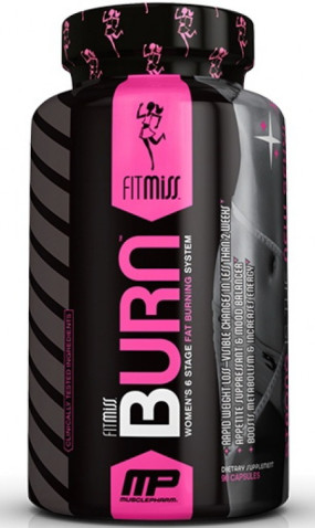 Fitmiss Burn Термогеники, Fitmiss Burn - Fitmiss Burn Термогеники