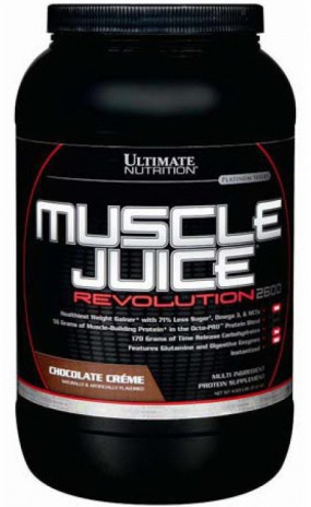 Muscle Juice Revolution 2600 Гейнеры, Muscle Juice Revolution - Muscle Juice Revolution 2600 Гейнеры