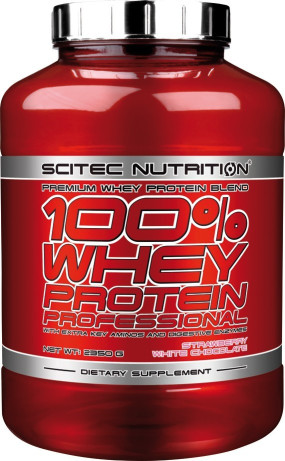 100% Whey Protein Professional Сывороточные протеины, 100% Whey Protein Professional - 100% Whey Protein Professional Сывороточные протеины